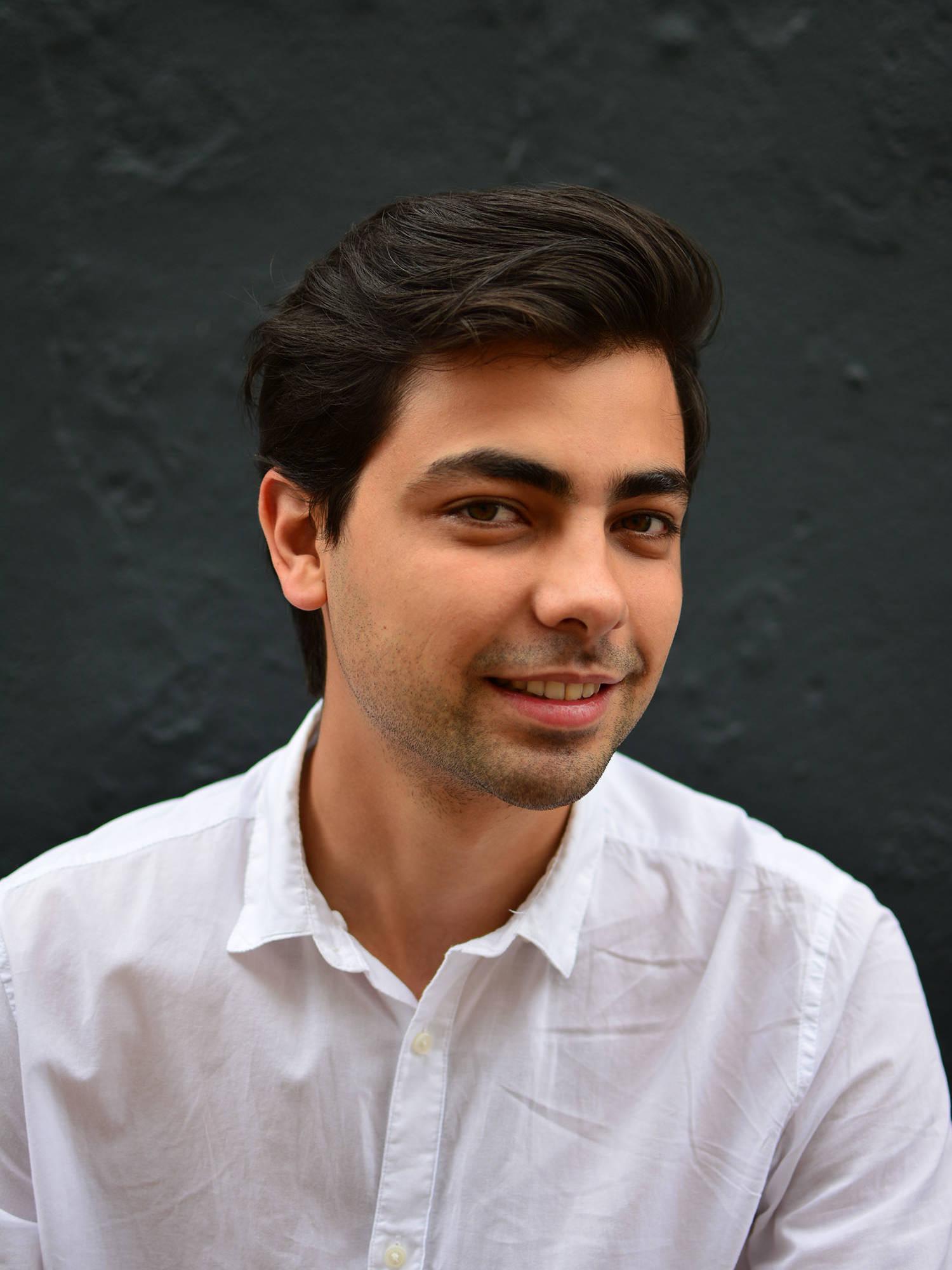Freelance ontwerper Robbin de Haan